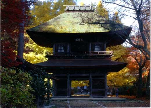 廣徳寺の秋