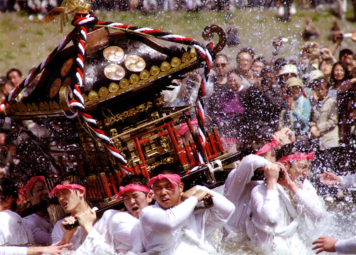 羽村さくら祭