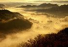 第16回 特別招待作品 朝靄にけむる日の出町