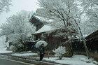 第16回 武陽液化ガス賞 雪の帰り道