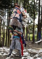 第16回 東京サマーランドA賞 神明社獅子舞
