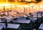 第17回 優秀賞(武陽ガス賞) 屋根に雪降りつむ
