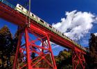第17回 JRアドベンチャーライン賞 トレッスル橋を行く