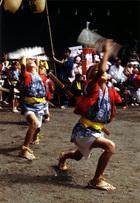 第9回 熟年部門賞(石川酒造賞) 鳳凰の舞のうち「奴の踊り」