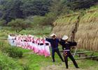 第9回 入選 谷戸の踊り