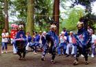 第9回 入選 風祭獅子舞